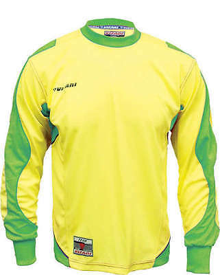 a27b22541 Goalkeeper Jersey YOUTH Vizari Siena Series Bright-Neon Yellow-Green -Youth  Size