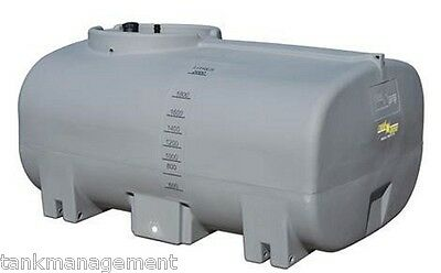 5000 litre Rapid Spray Free Standing Diesel Fuel Tank with Ball Baffles
