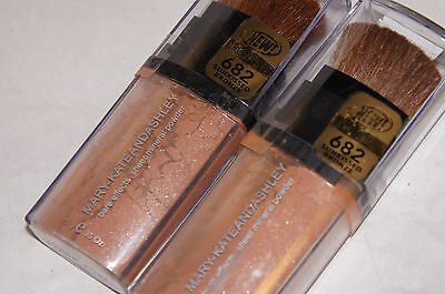 2x Mary Kate Ashley Sheer Mineral Powder Bronzing - 682 Sunkissed Bronze