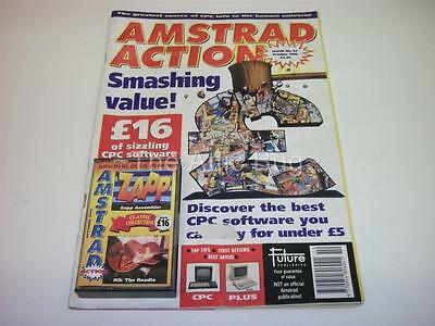 Amstrad Action Magazine ~ Issue 97, October 1993 ~ With cover tape