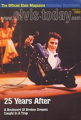 Elvis Today 2002  Issue No. 07 (Official Elvis Magazine)