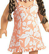 American Girl Doll Molly 1944 Swimsuit ONLY