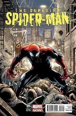 Superior Spider-Man 1 NM 1st Print 1:50 Camuncoli Variant marvel now