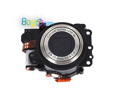 80-90% New Lens Zoom Unit For Canon PowerShot A520 Assembly Repair Part With CCD