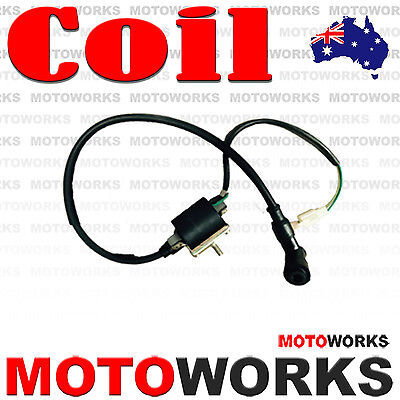 Ignition Coil Spark Plug Lead 110cc 125CC ATV QUAD Bike Gokart Buggy Dirt Pit