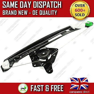 Ford Focus Rear Right Driver Side Electric Window Regulator Without Motor 98 04