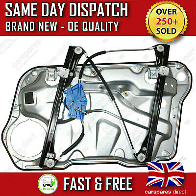 for VW GOLF/ BORA MK4 1998>2006 ELECTRIC WITH PANEL WINDOW REGULATOR FRONT LEFT