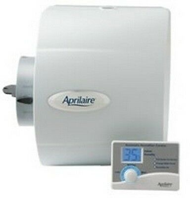 Aprilaire 400 Drainless Automatic Bypass Humidifier