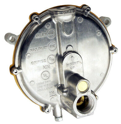 Garretson Impco Style Kn Low Pressure Regulator 039-122 Converter Natural Gas Lp