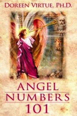 Angel Numbers 101 by Doreen Virtue NEW