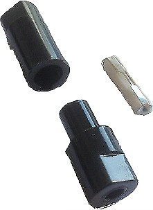 Torpedo Inline Continental Fuse Holder With 16Amp Fuse Screw Robinson K268