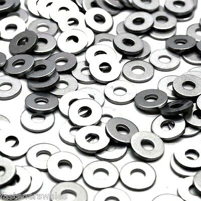 Steel Back Up Washers for Blind Pop  Rivets. Choose size and quantity required.