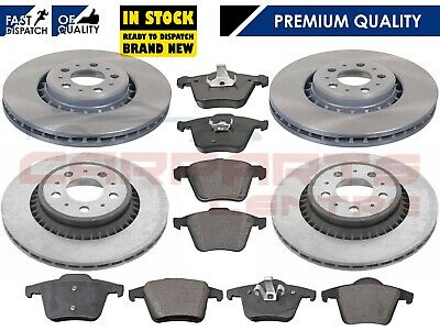 FOR VOLVO XC 90 XC90 2.4 D5 2.5 2.9 T6 3.2 02-08 FRONT /& REAR BRAKE PADS NEW