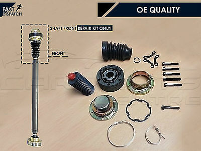 For Jeep Cherokee + Grand Liberty Front Propshaft Cv Joint Kit Differential End