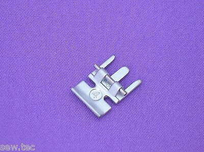 Zipper Foot Snap On With Idt Fits Pfaff Sewing Machine 98-694884-00