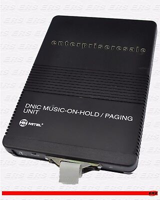 Mitel Music On Hold Paging Unit DNIC 9401-000-024-NA