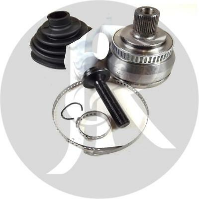 NEW ROVER 200,214,216,218 DRIVESHAFT CV JOINT ABS RING /& BOOT KIT 1995/>00