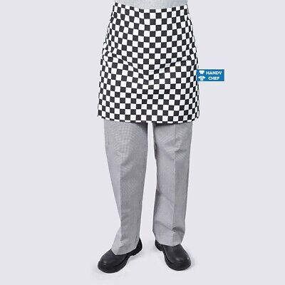 Chef Aprons Half Waist.., see handychef store for chef jackets,chef pants,..