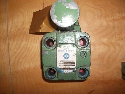 Spare Van Dorn Parts - Sperry/Vickers Relief Valve 66-06-BY-40