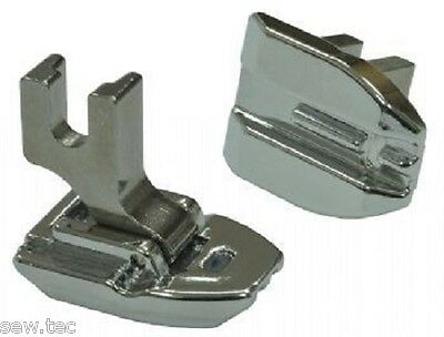 Invisible Concealed Zipper Foot Low Shank Fits Brother Singer  Sewing Machines