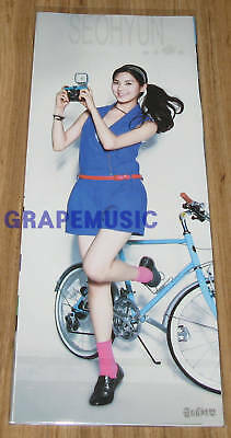 SNSD GIRLS' GENERATION Goobne SEOHYUN 2010 NEW POSTER