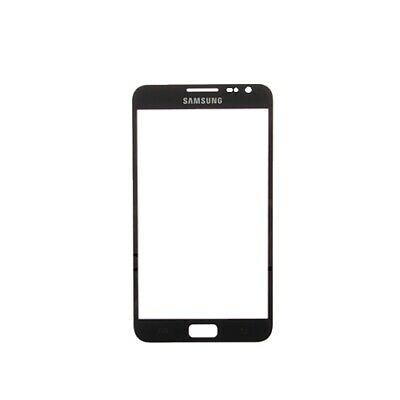 New Black Front Glass Screen Lens Cover for Samsung Galaxy Note 1 N7000 i9220