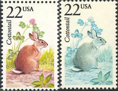 2290b, MNH RED COLOR OMITTED MAJOR ERROR Cat $2500.00