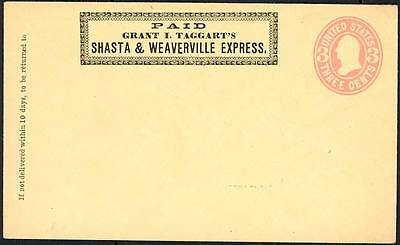 Grant Taggart's - Shasta & Weaverville Express