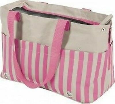 SAC DE TRANSPORT MIAMI ROSE 42x21x26.5 CM ZOLUX