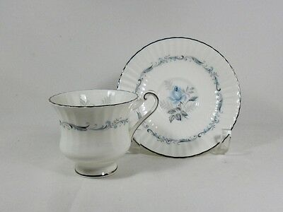 Paragon Morning Rose Footed Cup & Saucer