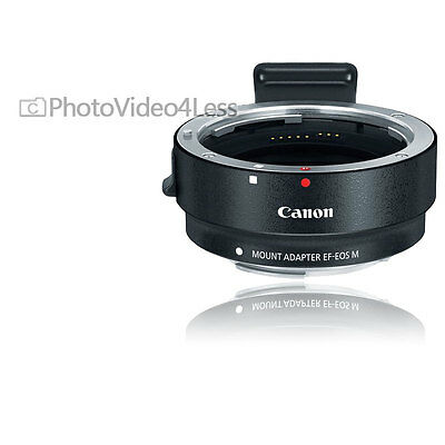 Canon EOS M Mount Adapter 6098B002 New