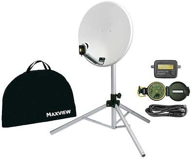 Maxview Portable Sat-Kit Light - 54cm-Spiegel mit Stativ