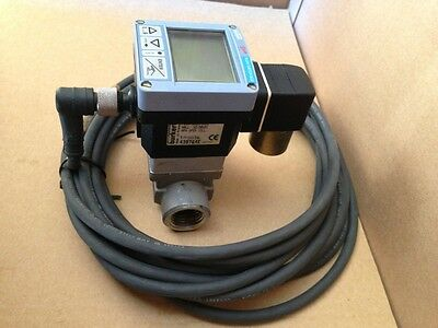 Burkert 8032 438764E & E18008, Paddlewheel Flow Tran W/digital Display, #103L