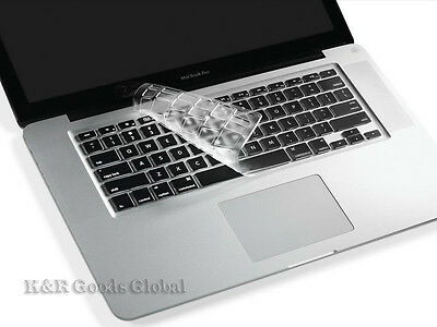 Apple Macbook Pro 13 15 17 and Bluetooth Keyboard Cover