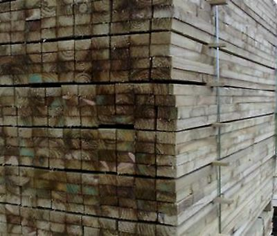 Wooden Fence & Trellis Battens 6 feet FREE DELIVERY 50 MILES BOSTON LINCOLNSHIRE