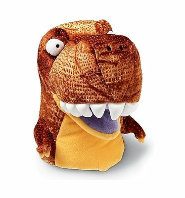 Ty The T-Rex Hand Puppet Brand New Great Gift Dinosaur Chopper Chums
