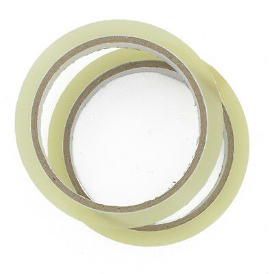 Brand New.. 12 Rolls of Long Sellotape - - packets pack core posting post strong