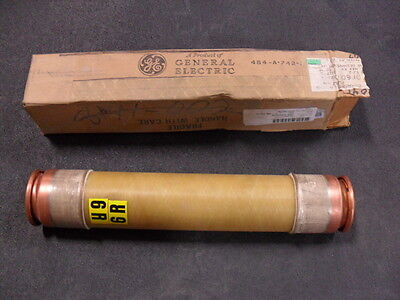 NEW General Electric 9F60LJD206 Single Barrel Motor Starter Fuse EJ-2D 80KA