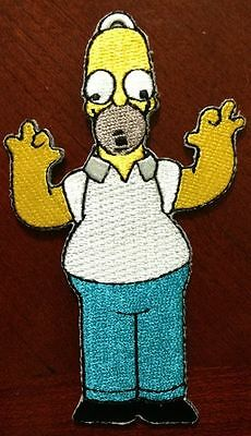 The Simpsons Patch Brand New Homer simpson