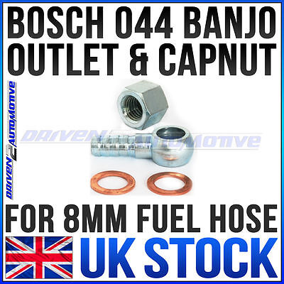 Bosch 044 Sytec Banjo Outlet Fitting For Fuel Pump Look