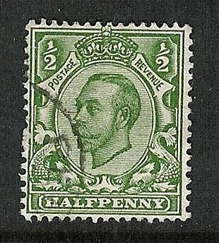 Great Britain Scott 151 Used - 1911 George V Issue