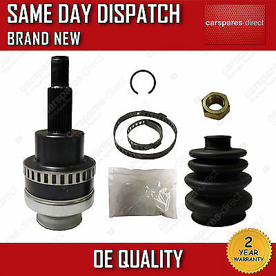 Jaguar X-Type Rear Abs Ring Cv Joint & Cv Boot Gaiter Kit Brand New 01-09