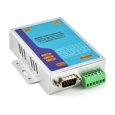 Convert TCP-IP to Serial Internet Modem kWh Metering Remote Bill Save Money #15