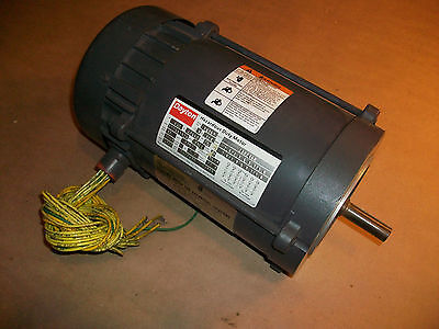 Dayton Hazardous Location Motor 3N859   230/460V   3/4HP  56C   NEW