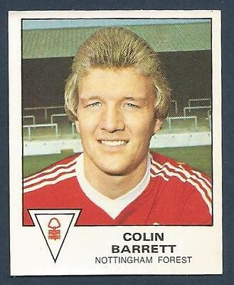 PANINI FOOTBALL 80 #289-NOTTINGHAM FOREST-MARTIN O/'NEILL