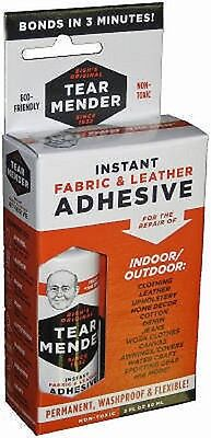 Tear Mender Instant Fabric & Leather Adhesive-2 Ounces VAL-A CHICAGO INC