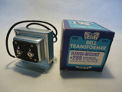 New In Box Eagle #285 Bell Transformer