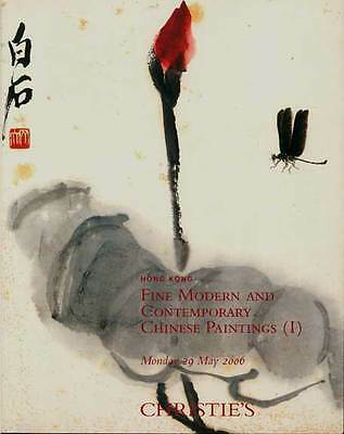 Christie's Fine Modern and Contemporary Chinese Paintings (I) 5/29/2006