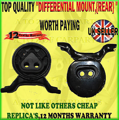 For Toyota Rav4 Mk2 2.0 00   Rear Differential Diff Arm Bush Mount Support #2