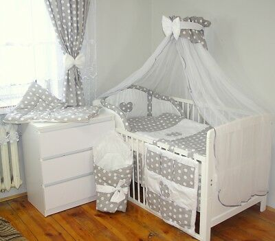 Amazing Hearts Bedding Set / All Items Sold Individually